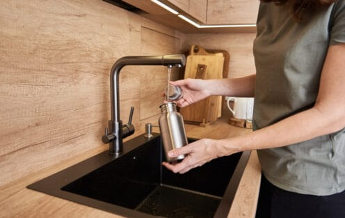 3 Ways to Clean Your Reusable Water Bottle