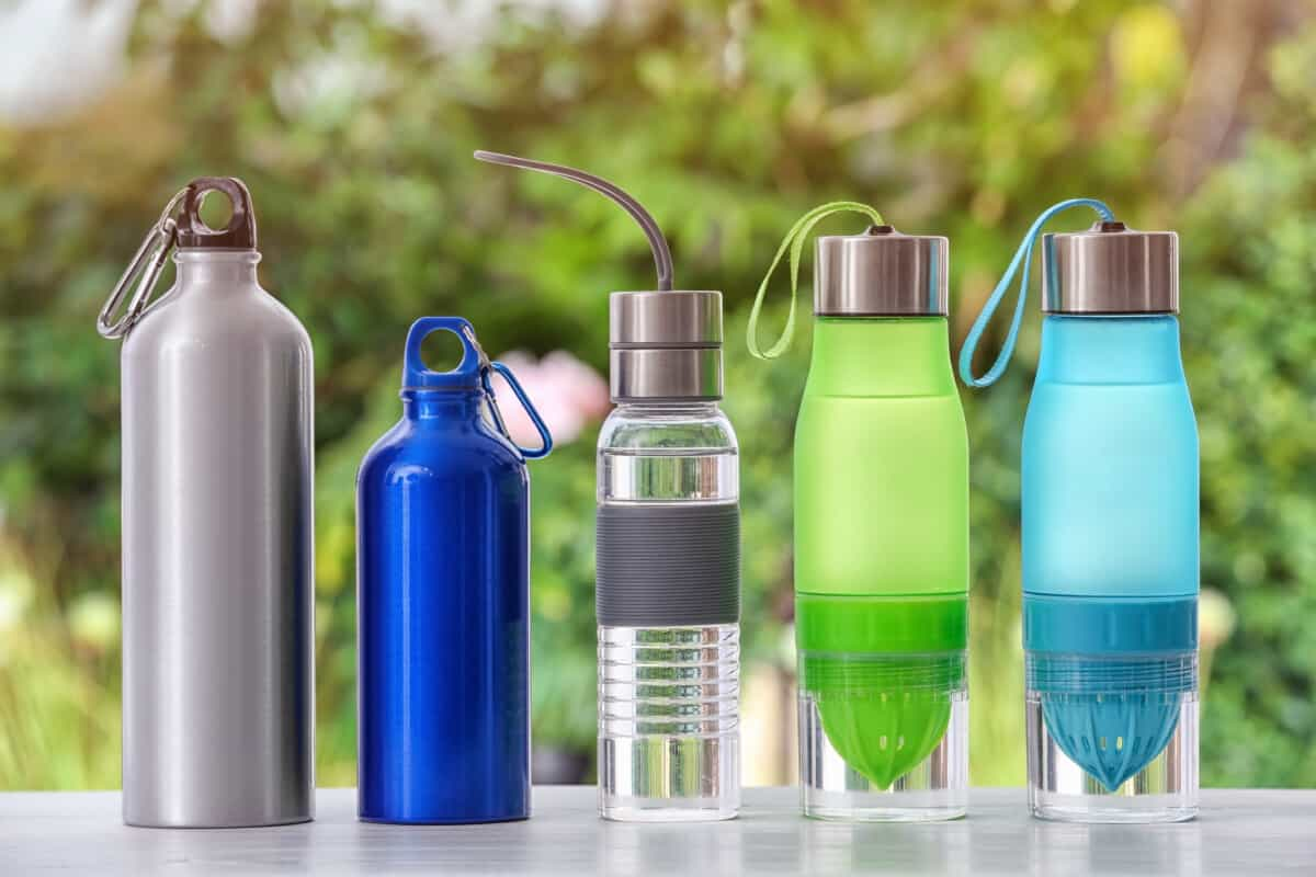 Water Bottles and How to Choose One