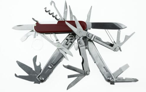 6 Types of Multi-Tools For Everyone's Needs