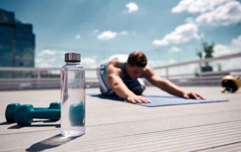 8 Qualities to Look For in a Water Bottle