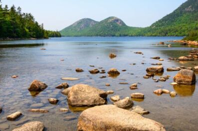 Acadia National Park, Maine. A Great Family Place.