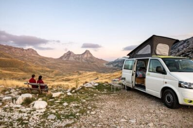 Can You Sleep Anywhere in a Camper Van? We Find Out