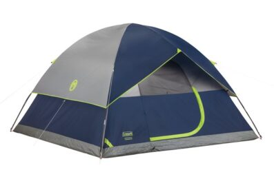 Coleman 6-Person Dome Waterproof Camping Tent (Review 2021)