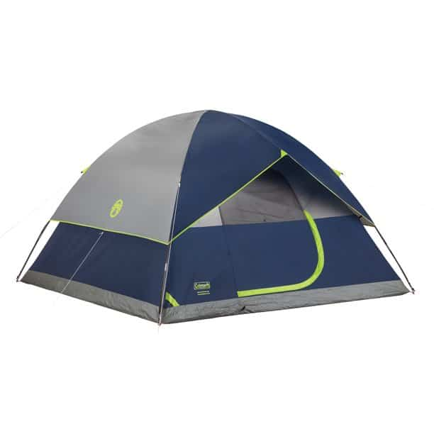 Coleman 6-Person Dome Tent