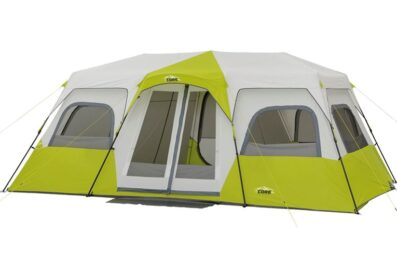 Core 12 Person Instant Cabin Tent (Review 2021)
