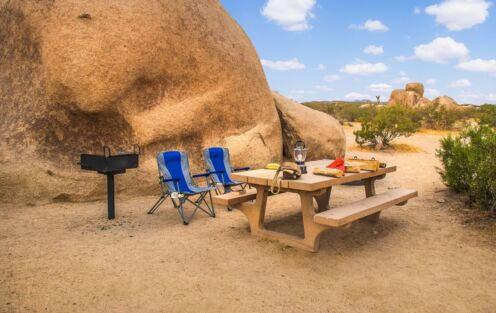 Joshua Tree National Park Be Surrounded by Magical Landscapes