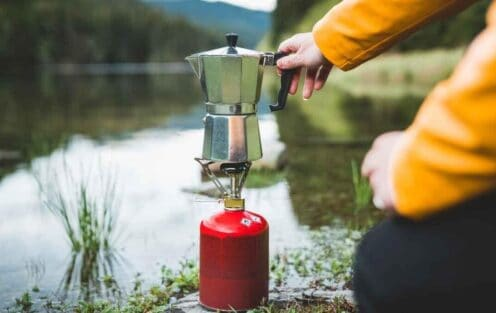 How Much Propane Does a Camp Stove Need?