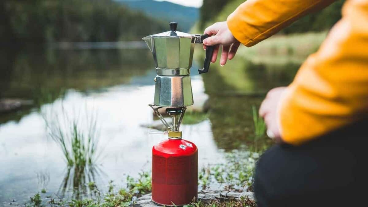 Propane Does a Camp Stove Need