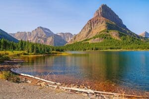 Swiftcurrent Lake GNP