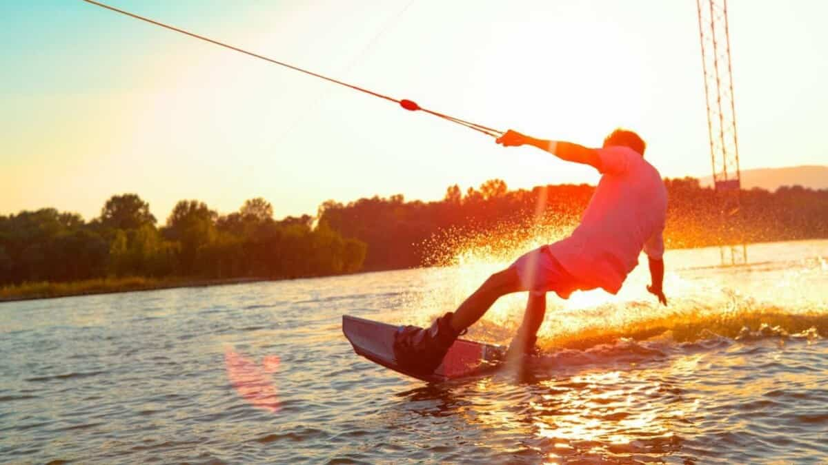 Tying a Wakeboard Rope