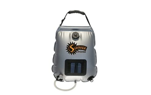 Advanced Elements Solar Powered Camping Shower (Review 2021)