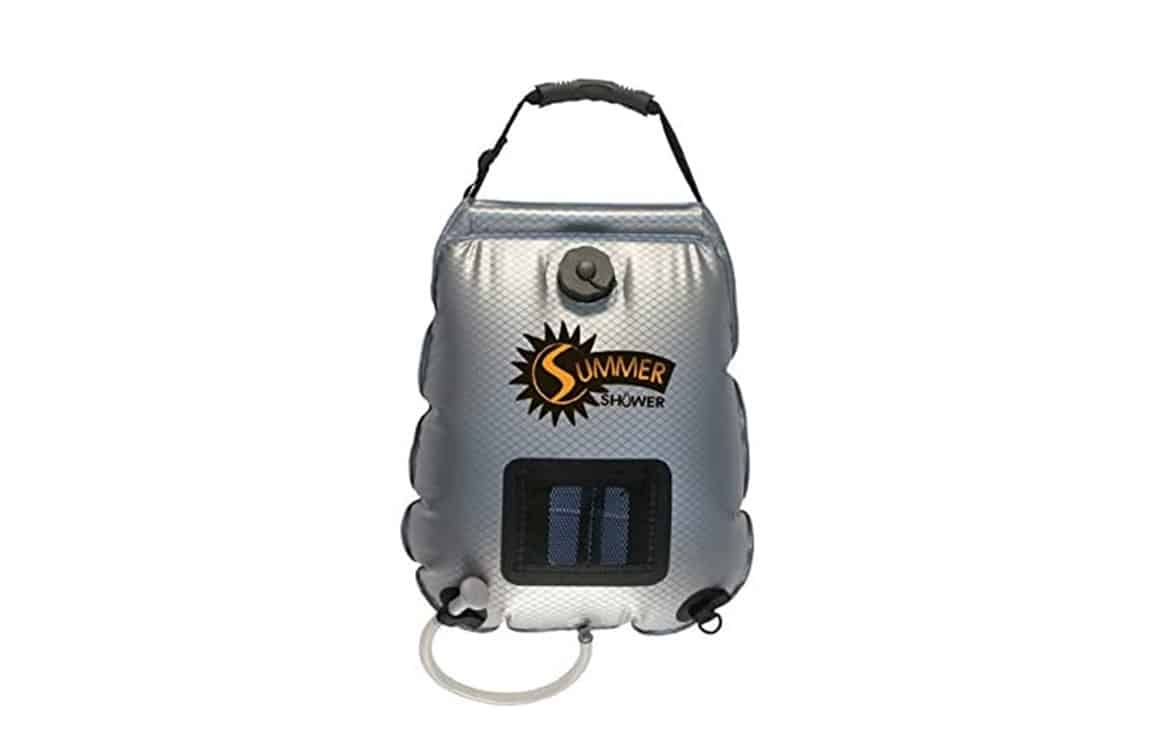 Advanced Elements Solar Powered Camping Shower