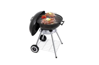 BEAU JARDIN Portable Charcoal Grill Review