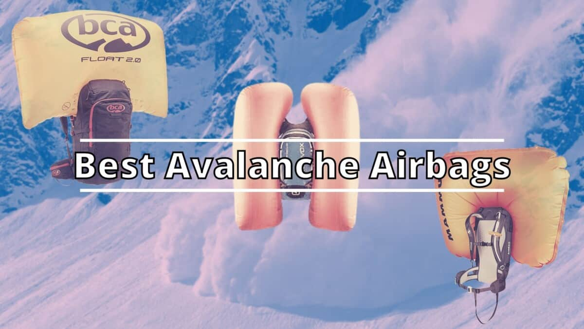 Avalanche Airbag