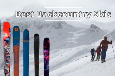 Best Backcountry Skis in 2021 (Helpful Buying Guide)