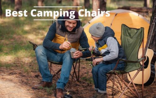 Best Camping Chairs in 2021
