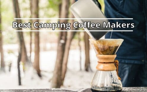 Best Camping Coffee Makers in 2021