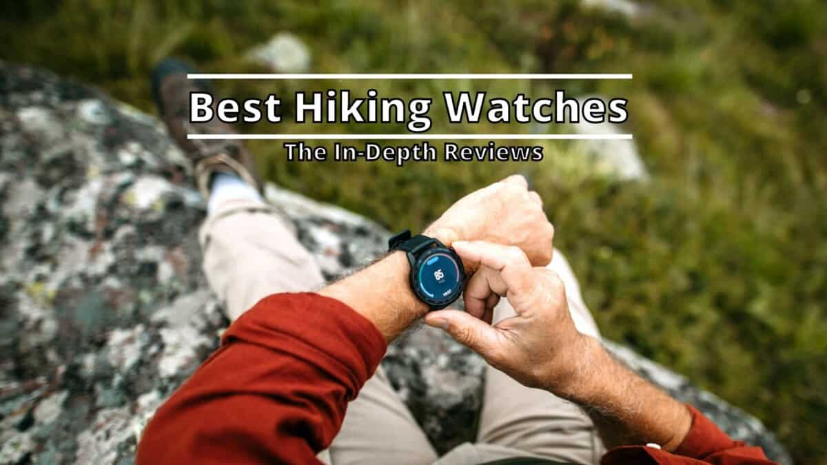 Hiking Watches