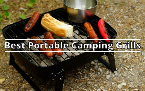 Best Portable Camping Grills For 2021