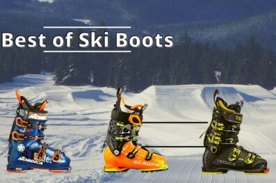 Best Ski Boots of 2021 (Helpful Buying Guide)