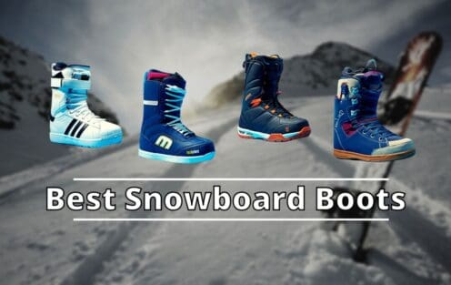Best Snowboard Boots in 2021