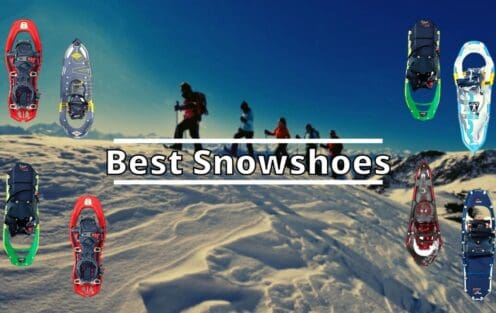 Best Snowshoes in 2021