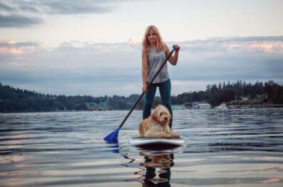 Best Stand Up Paddle Boards in 2021 (non-inflatable)