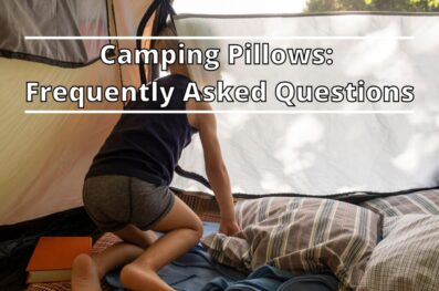 Camping Pillows: Frequently Asked Questions