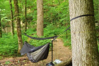 What to Choose Between Camping Cots, Sleeping Pads, Airbeds, and Hammocks?