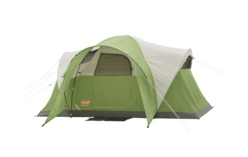 Coleman Montana 8 Person Camping Tent (Review 2021)
