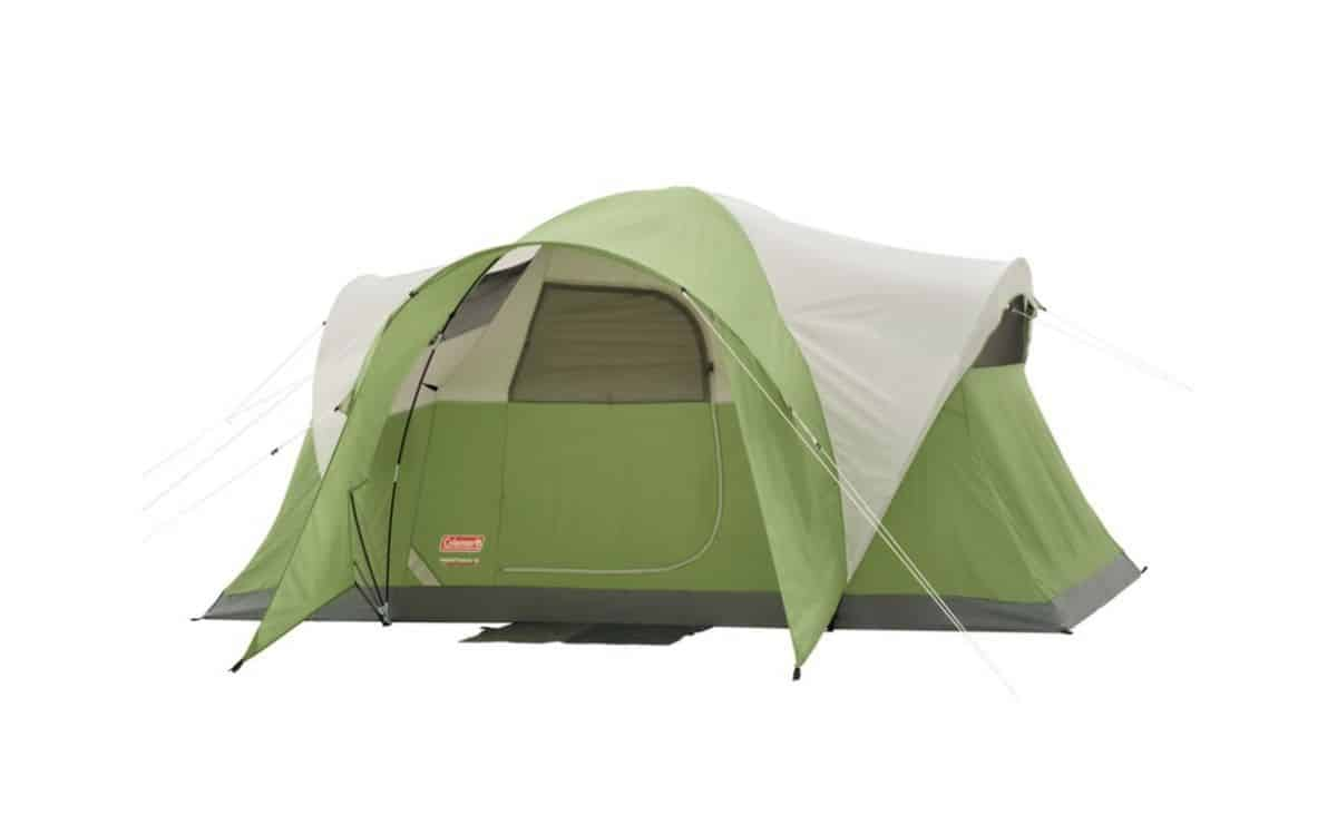 Coleman Montana 8 Person Camping Tent
