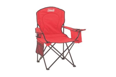 Coleman Oversized Quad Chair with Cooler (Review 2021)