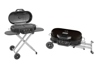 Coleman RoadTrip 285 Portable Stand-Up Propane Grill Review