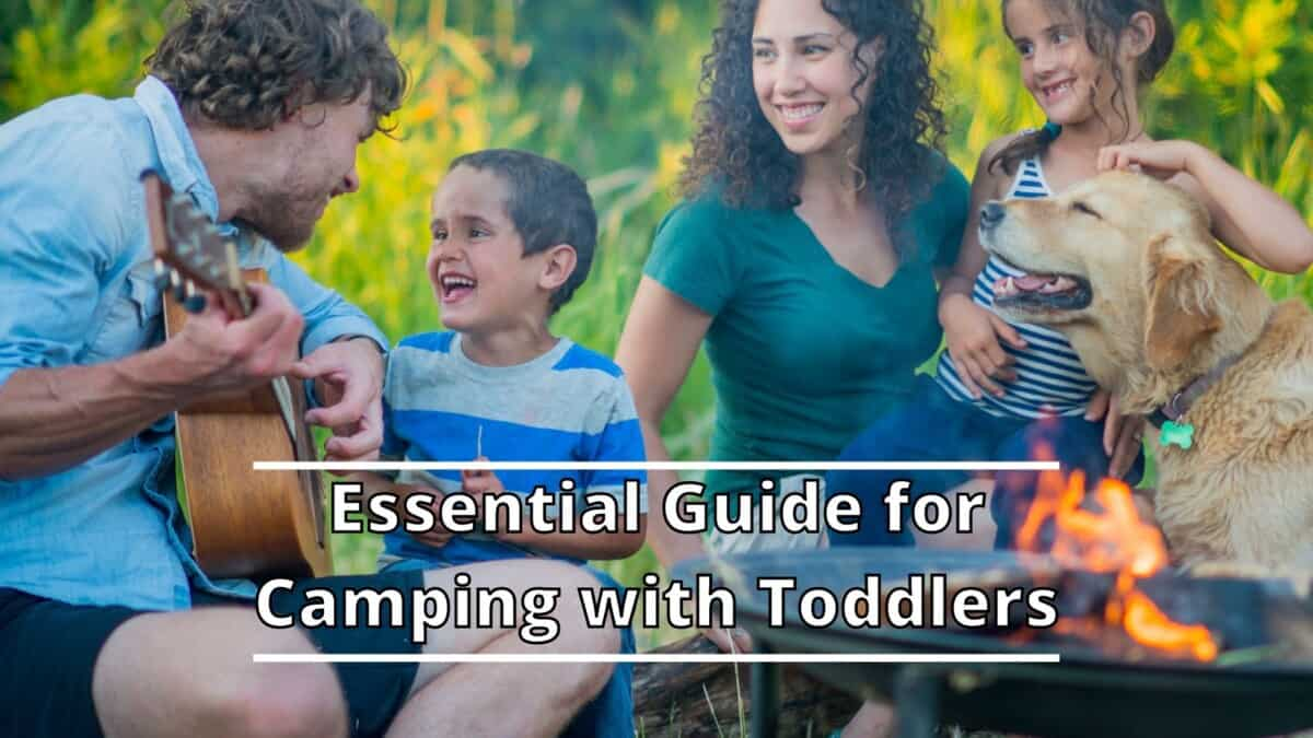 Camping with Toddlers