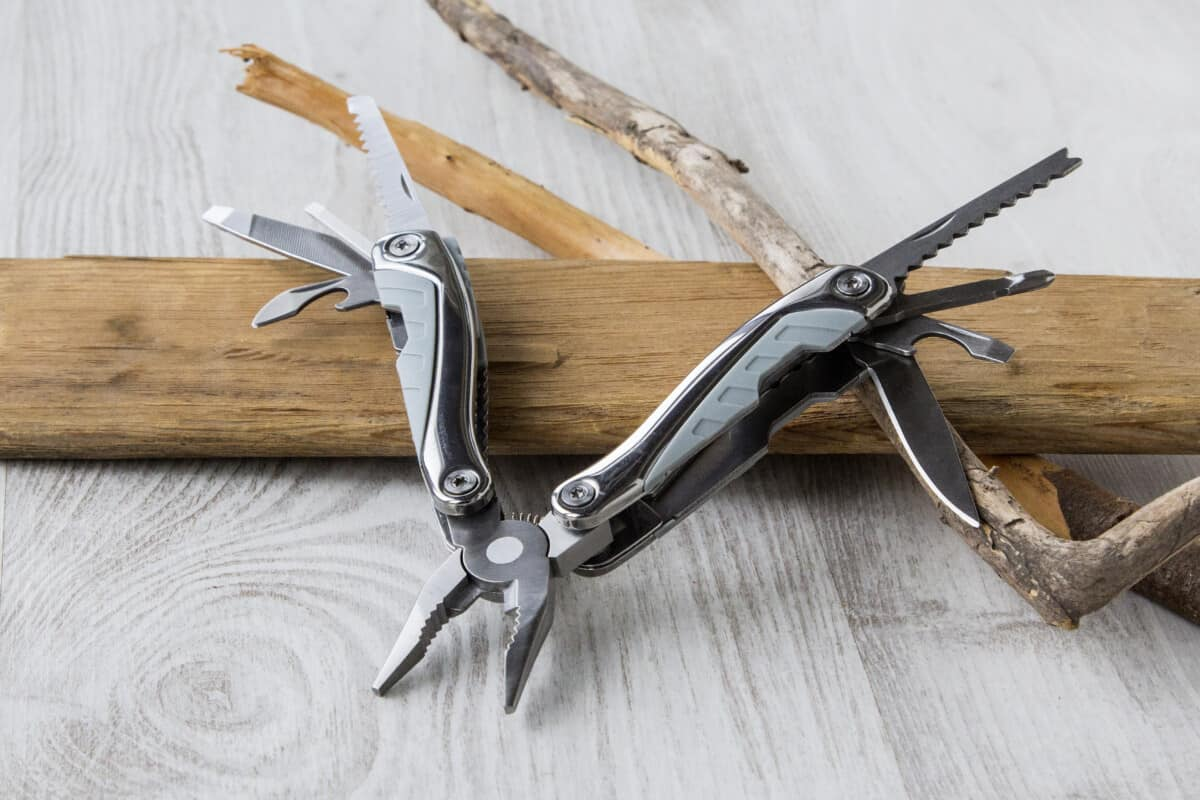 Clean Your Multi-Tool