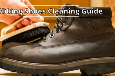 Hiking Shoes Cleaning Guide (Cleaning, Drying, Storing)
