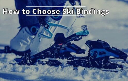 How to Choose Ski Bindings (With DIN Chart)