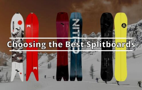 How to Choose the Best Splitboards of 2021