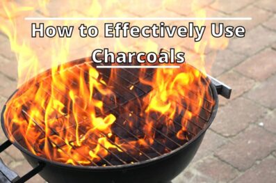 Portable Charcoal Grill: How to Effectively Use Charcoals