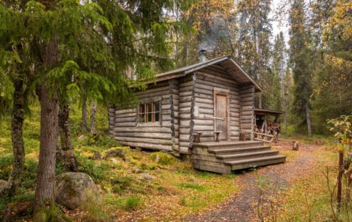 How to Live In the Wilderness Legally?