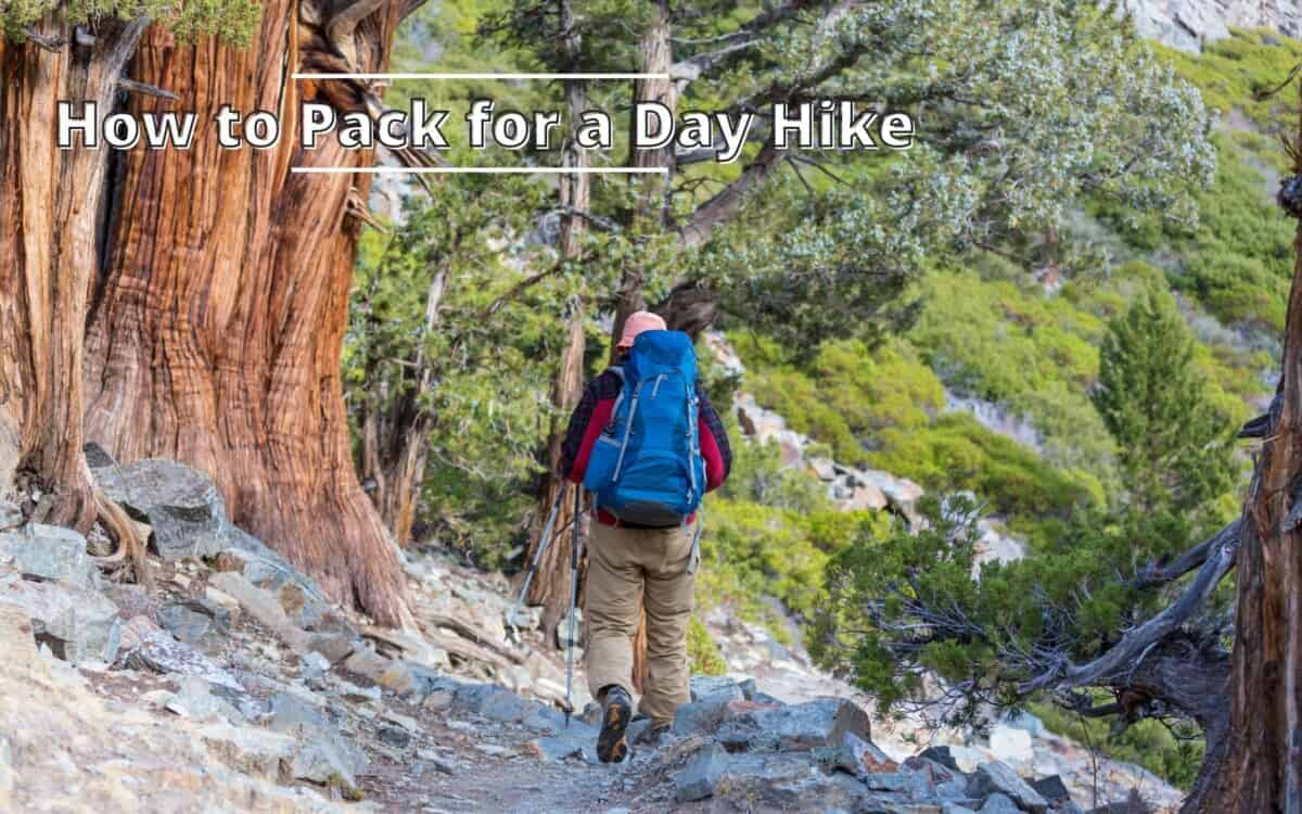 Hiking with Backpack