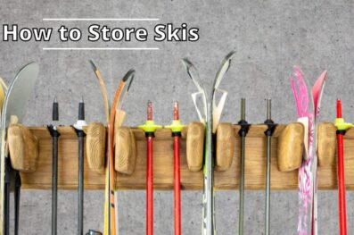 How to Store Skis (Helpful Guide)