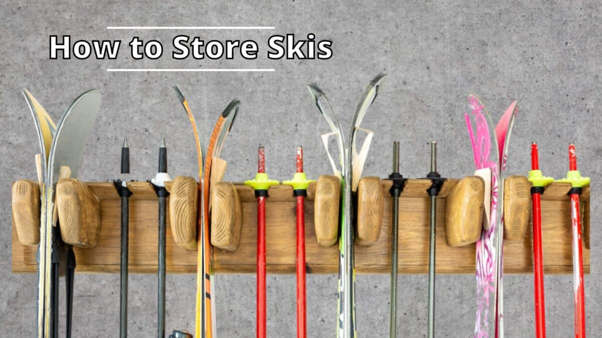 Store Skis