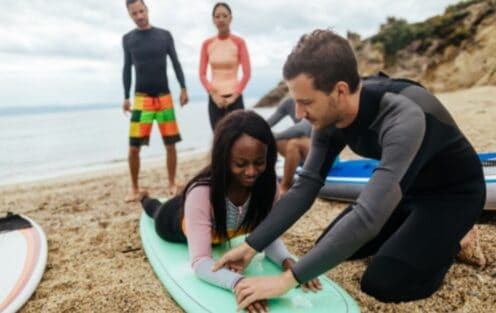 Is Surfing Hard to Learn? 10 Things to Know Before You Start