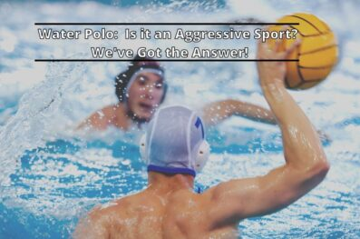 Is Water Polo an Aggressive Sport?