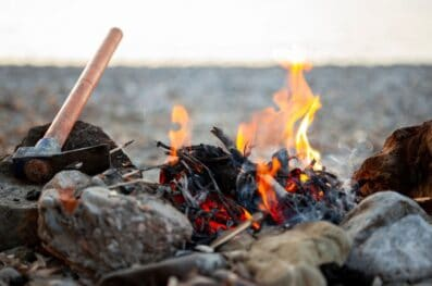 7 Simple Steps to Start a Fire With a Lighter While Camping
