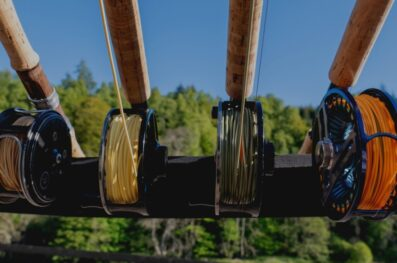 Can You Store a Fishing Rod Horizontally?