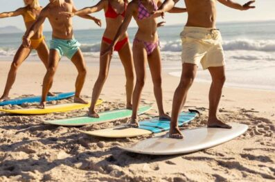 How Many Surf Lessons Do You Need? We Ask Experts