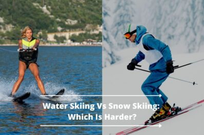 Water Skiing Vs. Snow Skiing:Which Is Harder?