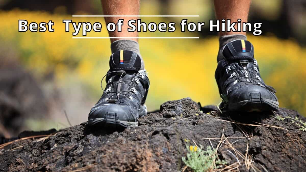 Shoes for Hiking